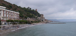 Pobřeží Itálie