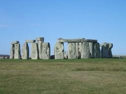 Stonehenge / Anglie, zdroj: vlastní archív