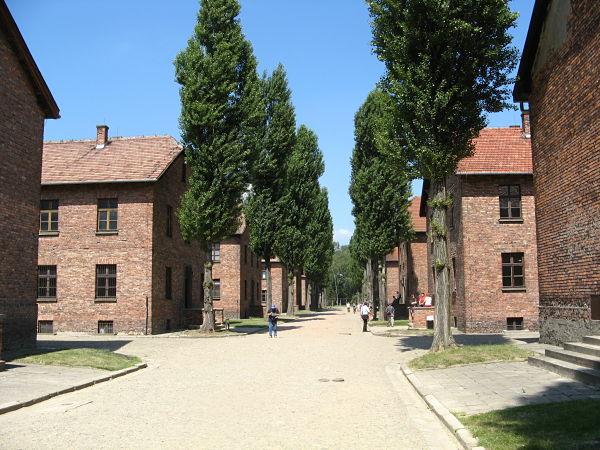 Osvětim, Polsko